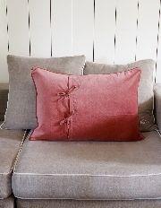 36 Hedgeville Road Fringe Cushion Cover - Rivièra Maison - Kussenhoes
