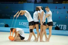 "32"" World Championships 2013, Kiev. Bulgarian Team ( training)"