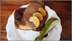 Pancakes, Gluten, Breakfast, Fitness, Food, Morning Coffee, Essen, Pancake, Meals