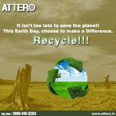 This Earth Day choose to make a difference!