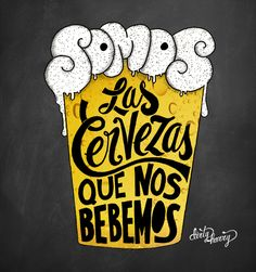 – Dirty Harry lettering - New Site Beer Poster, Beer Pictures, Beer Art, Beer Humor, Beer Funny, Wall Drawing, Wine And Beer, Beer Lovers, Home Brewing