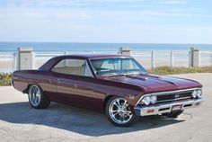 SS Chevelle 1966.