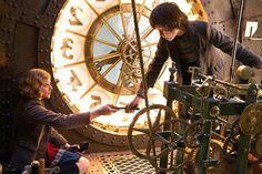Steampunk Interior, Arte Steampunk, Steampunk Kids, Steampunk Fashion, Martin Scorsese, Hugo Movie, Hugo Cabret, Movie 20, Monochrome Watches