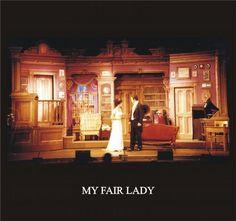My Fair Lady  Study. Children's Musical Theater San Jose.