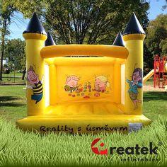 Výroba skákacích hradů s certifikací bezpečnosti ČSN EN 14960 pro podnikatele v České republice. Toy Chest, Storage Chest, Toys, Home Decor, Activity Toys, Decoration Home, Room Decor, Clearance Toys, Gaming