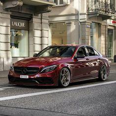 Merce des-AMG C63s W205 #asphaltassassins