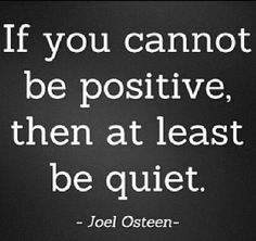 #Truth..  Same goes with, if you don't have something good to say, then better be silent.
