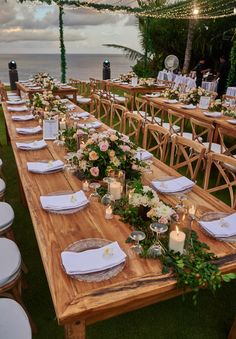 Urbanite chic wedding in brooklyn long wedding tables wedding natural love by aisle project 005 junglespirit Gallery
