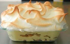 This IS the real southern Banana Pudding at every southern church meal! :)
