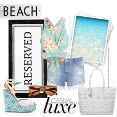 Casual Luxe- Beachside