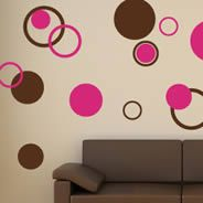 So excited about decorating the kids rooms, such a fun way to add style and color that doesn't damage the walls