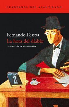«La hora del diablo», de Fernando Pessoa. La imaginación y la voz poética de Pessoa al servicio del diablo, que se atreve a dialogar con la Virgen María. http://www.veniracuento.com/