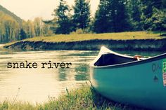 Snake River, WY
