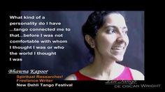WHO AM I REALLY ? - Zen Tango d'Oscar Wright