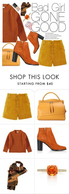 """Untitled #2023"" by anarita11 ❤ liked on Polyvore featuring Tory Burch, Jil Sander, Chloé, Wilsons Leather and NARS Cosmetics"