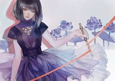 My favourite Soldier of Death and Rebirth - Hotaru Tomoe / Sailor Saturn