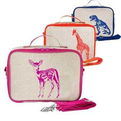 So Young Insulated Lunch Box from Hello Green