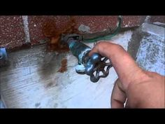 How To Fix A Leaky Hose Faucet (No Plumber Needed) - YouTube