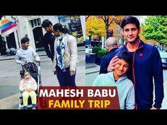 Mahesh Babu Having Fun with Family After The Movie Brahmotsavam | IndiaNewsToday