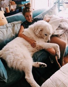""":) """"cachorro"""" gigante - Fun, Dogs & other disasters - Perros Graciosos Cute Puppies, Dogs And Puppies, Cute Dogs, Doggies, Pyrenees Puppies, Corgi Puppies, Great Pyrenees Puppy, Puppy Cuddles, Lap Dogs"""