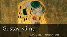 Gustav Klimt Biography - Goodbye-Art Academy