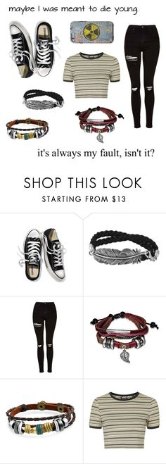"""I'm sorry dad"" by grace-562 ❤ liked on Polyvore featuring Victoria's Secret, Topshop and Bling Jewelry"
