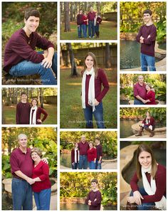 Family Photos Posing Families With Older Children Portraits