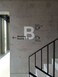Medical Campus Signage - English