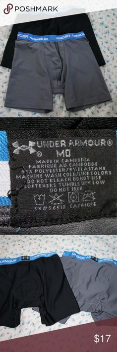 Under Armour Men's Boxer- Briefs NWOT just got the wrong size and threw away the packaging... oops lol Under Armour Underwear & Socks Briefs