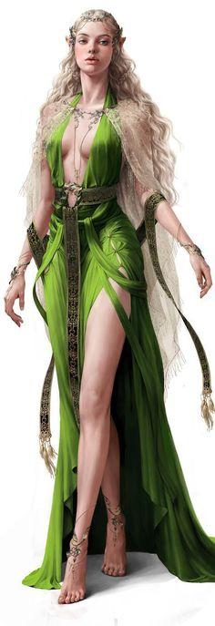 Fantasy Females (various artists) - Imgur