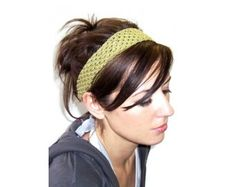 Hair Raising Headband Pattern