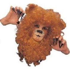 Remember Cecil The Lion with lion Halloween costumes. Lions are symbols of courage and family, and lion costumes are among the most popular costumes. Lion Halloween Costume, Easy Halloween Costumes For Women, Wholesale Halloween Costumes, Halloween Costume Accessories, Adult Halloween, Halloween Ideas, Halloween Decorations, Halloween Party, Table Decorations