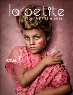 Finally: La Petite Issue 9 Out Now! http://lapetitemag.com/current-issue/