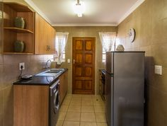 Thatch Hill Estate 2 and 3 Bedroom apartments in Alberton Rental Property, Property For Sale, 3 Bedroom Apartment, Property Development, Apartments, Kitchen Cabinets, House, Furniture, Home Decor