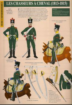 LES+CHASSEURS+A+CHEVAL+1813-1815.0001.jpg (1094×1600)