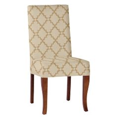 Upholstered Couture Chair