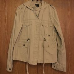 Wet Seal Jacket Only worn a few times. Good condition. Wet Seal Jackets & Coats