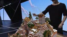 Microsoft And Mojang Demo Minecraft For HoloLens - News - www.GameInformer.com