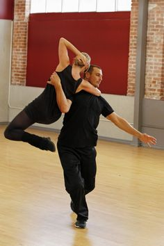 Kym Johnson and Ingo Rademacher  -  Dancing With the Stars  -  1st night   -  Season 16  -   Spring 2013