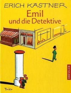 Emil und die Detektive von Erich Kästner #detektive #kästner