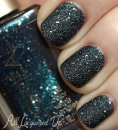 L'Oreal Hidden Gems textured nail polish