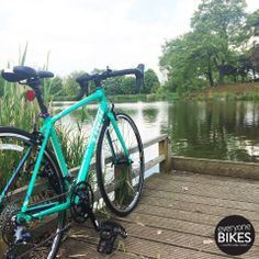 Trek Lexa   #cycling #lexa #trekbikes #road #park #claphamcommon #bicycle #bikes