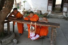 James Pendleton Travel Photography | spirit | Wix.com  Luang Prabang Laos