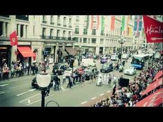 Regent Street was delighted to welcome the Paralympic Games to London.