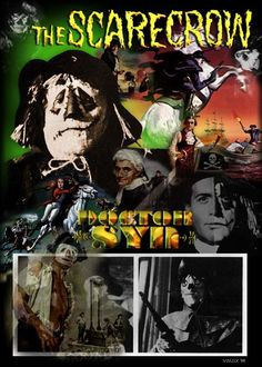 Dr. Syn Alias the Scarecrow of Romney Marsh. This is one of my all time favorite Disney shows.