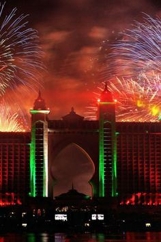 New Year in Dubai - Something for Ry & i to look forward to after one of the hardest weeks