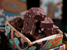 Fabulous Fudge from FoodNetwork.com