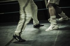 This image was shot at the Horseshoe boxing gym in Swindon as part of an exhibition last year to celebrate enterprise.