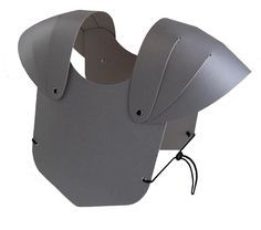 BestSaller children's breastplate, made of sturdy cardboard, silver piece) toy … - Diy Armour Cardboard Costume, Cardboard Crafts, Knight Party, Armadura Medieval, Leather Armor, Knight Armor, Armor Of God, Baby Costumes, Panzer