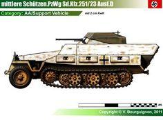 Sd.Kfz.251/23 Ausf.D